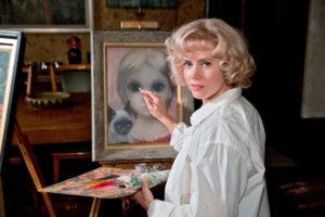 "Amy Adams as Margaret Keane in ""Big Eyes""/Photo: leah Gallo/Weinstein Company"