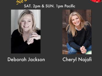 On TWE Radio: Deborah Jackson of Plum Alley and Cheryl Najafi of CherylStyle.com