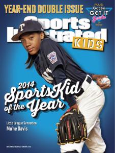 Mo'ne Davis/Superstar teen pitcher
