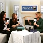 Andrea Smith at CES 2015 with Rebecca Levey and Helena Stone, Chip Chick