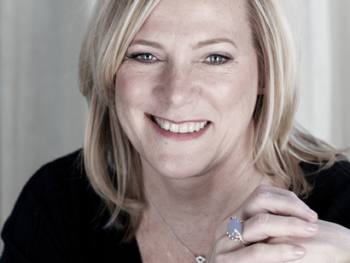Deborah Jackson, Founder and CEO of Plum Alley, a crowdfunding site for women