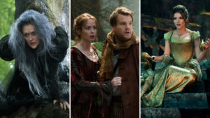 Into the Woods film/Photo: DISNEY