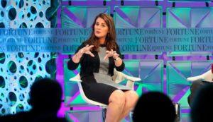 Melinda Gates at Global Good