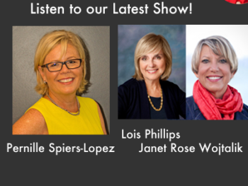 TWE Podcasts: Interviews with Pernille Spiers-Lopez, Lois Phillips and Janet Rose Wojtalik
