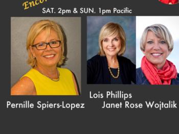 TWE Radio Encore: Pernille Spiers-Lopez, Lois Phillips, Janet Rose Wojtalik