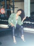 Angela Davis, Motivational Fitness Coach