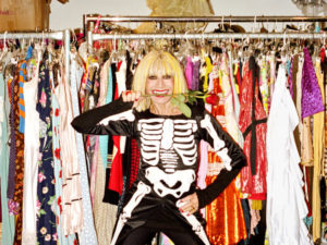 Betsey Johnson/Photo: Clement pascal for The New York Times