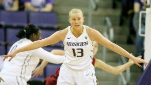 Kate Collier, basketball player/Photo: Jesse Beals, Iron Sportswire