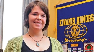 Kayla Mueller/US Aid Worker hostage/Photo; Daily Courier, Prescott AZ