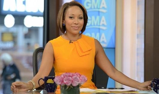 "Mara Schiavocampo/ABC News Correspondent, author ""Thinspired""/Photo: ABC"