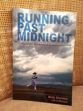 Molly Sheridan book/Running Past Midnight