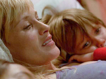 Patricia Arquette in Boyhood/Photo from movie