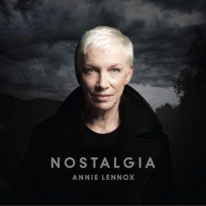 """Annie Lenox, singer/new album cover """"Nostalgia"""""""