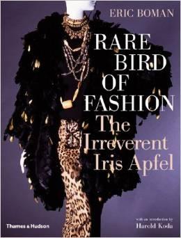 Iris Apfel book
