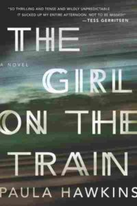 Girl on the Train book/npr.org