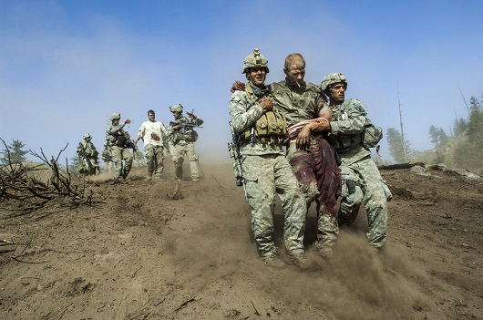 Lynsey Addario photo 10/23//07--War in Afghanistan