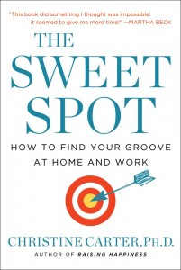 The Sweet Spot by Dr. Christine Carter