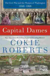 "Cokie Roberts' book ""Capital Dames"""
