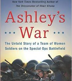 "Gayle Lemmon's book, ""Ashley's War"""