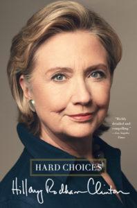 """Hillary Clinton book """"Hard Choices"""""""