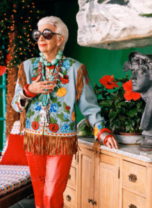 Iris Apfel/Photo: Bruce Weber/Magnolia Pictures