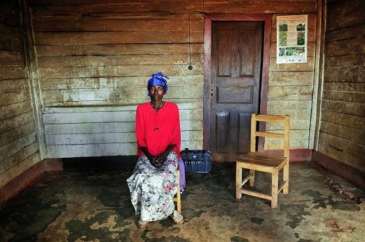 Vumilia, 38, Kaniola/Photo: Lynsey Addario