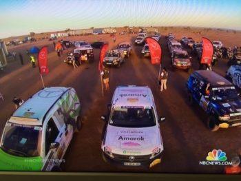 Women's Motorcross Race Takes Them Across Dangerous Terrain/nbcnews.com