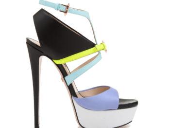 Ruthie Davis Heel Shoe