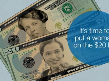 Women on the twenty dollar bill/money.cnn.com