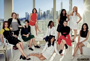 Glamour Magazine's Top 10 College Women Contest/Photo: Justin Coit/Glamour Magazine