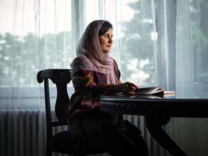 Rula Ghani/Photo: Newsha Tavakolian for TIME