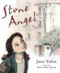 Jane Yolen's book Stone Angel/npr.org