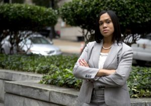 Marilyn Mosby, state attorney Baltimore/nbcnews.com