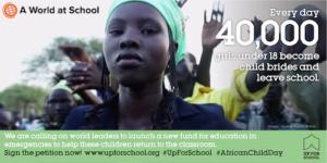 African Child Day 6/2015/aworldatschool.org