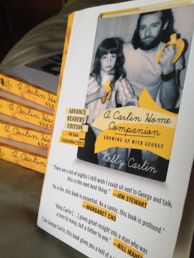Kelly Carlin book
