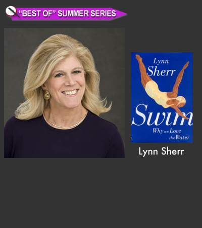 Interview: Journalist Lynn Sherr On Why Swimming Is Her Passion and Salvation