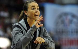 Becky Hammon/Summer League Coach San Antonio Spurs/Photo: USATS