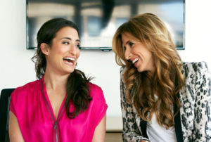 Birchbox entrepreneurs Katia Beauchamp, Hayley Barna/Photo: Birchbox