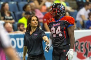Jen Welker/first NFL Coach for Arizona Cardinals/NY Post