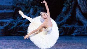 Misty Copeland, lead dancer US ballet group