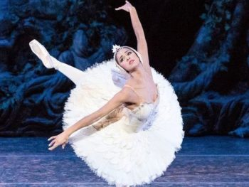 Misty Copeland, lead dancer US ballet group/bbc.com