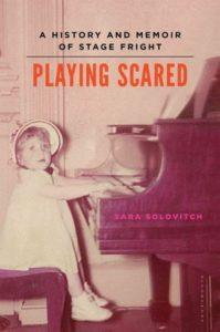"Sara Solovitch, author ""Playing Scared""/npr.org"