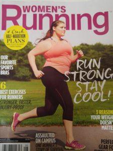 cover Women's Running Magazine