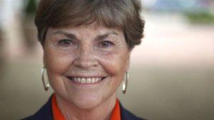 Donna Brown, hotel manager during Katrina/Photo: Mario Framingheddu