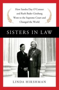 Linda Hirshman's book Sisters In Law