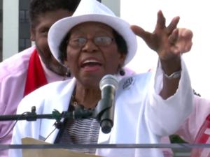 Rosanell Eaton civil rights activist/bustle.com