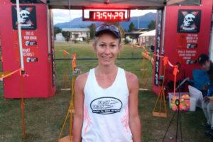Alissa St Laurent, ultramarathoner/Photo: Steve Baker