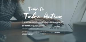 Female Funders website/Screenshot