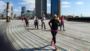 Jennifer Howard-Brown marathoner/Photo: Jennifer Howard-Brown