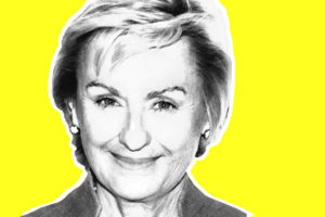 Tina Brown in NY Magazine